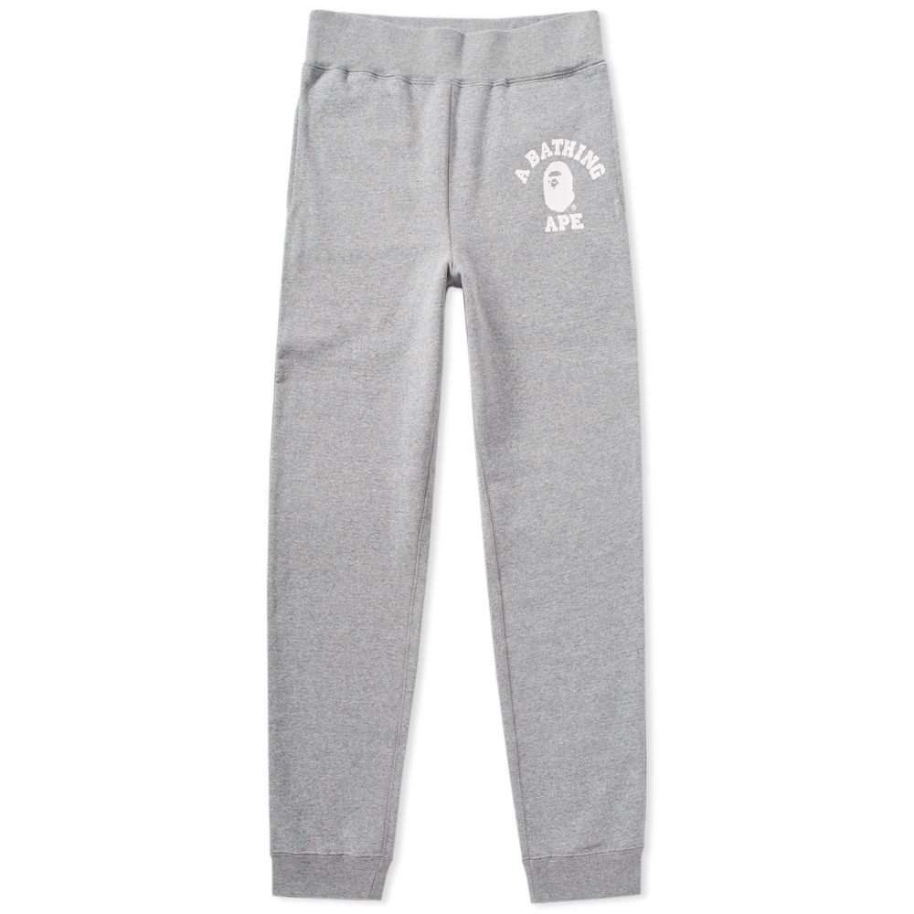 Photo: A Bathing Ape College Slim Sweat Pant