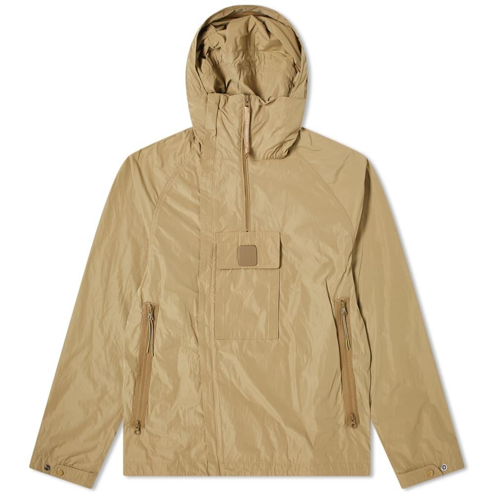 C.P. Company Metropolis Quarter Zip Popover Jacket