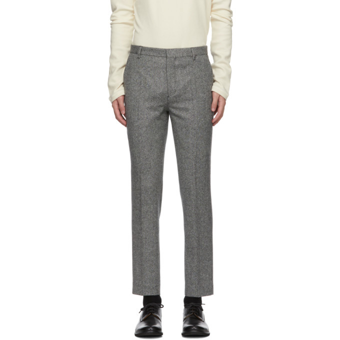 Photo: Harmony Grey Wool Trousers
