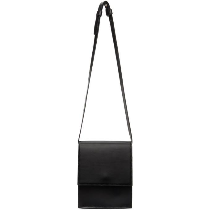 Photo: Lemaire Black Small Satchel Bag
