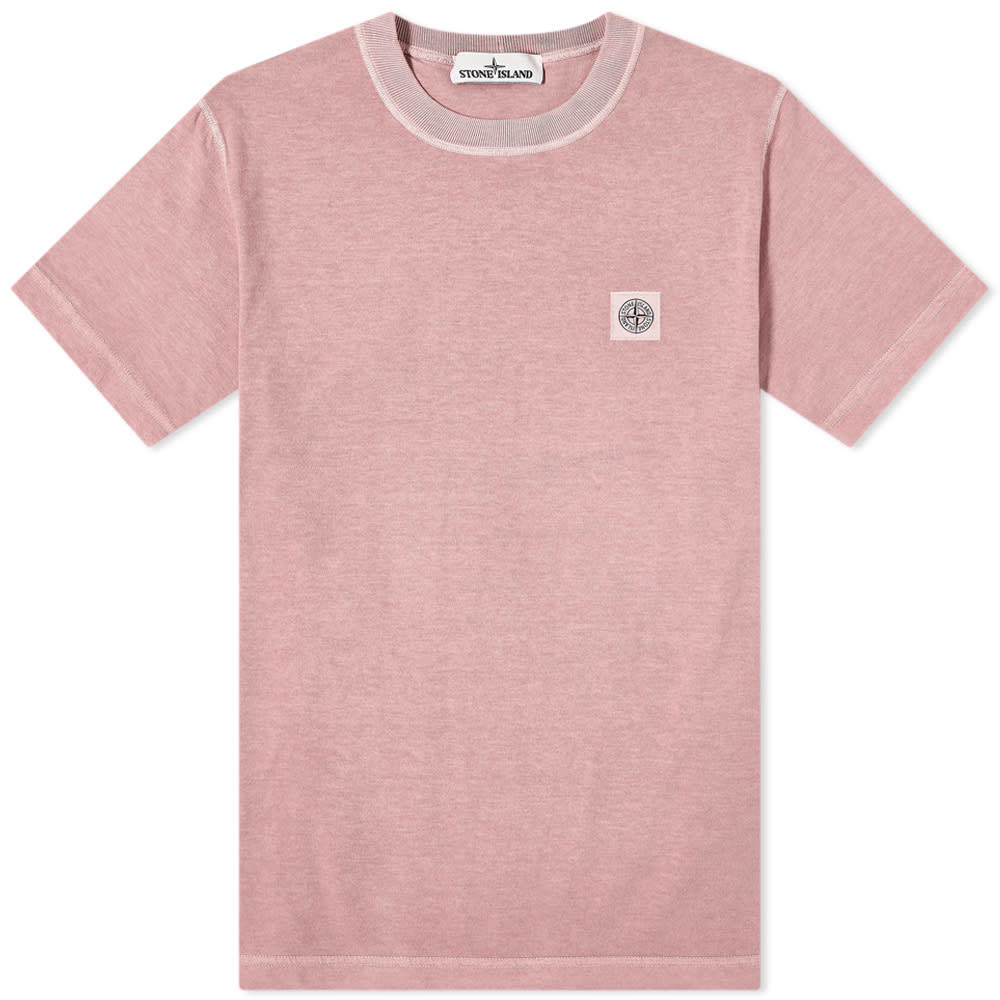 Photo: Stone Island Garment Dyed Tee