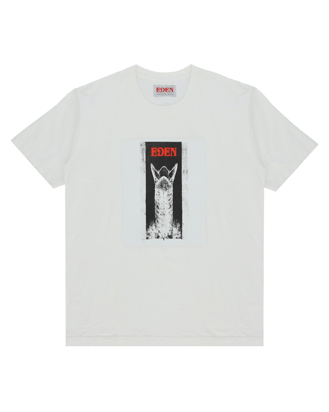 Eden Power Corp Shai Hulud Recycled T Shirt White