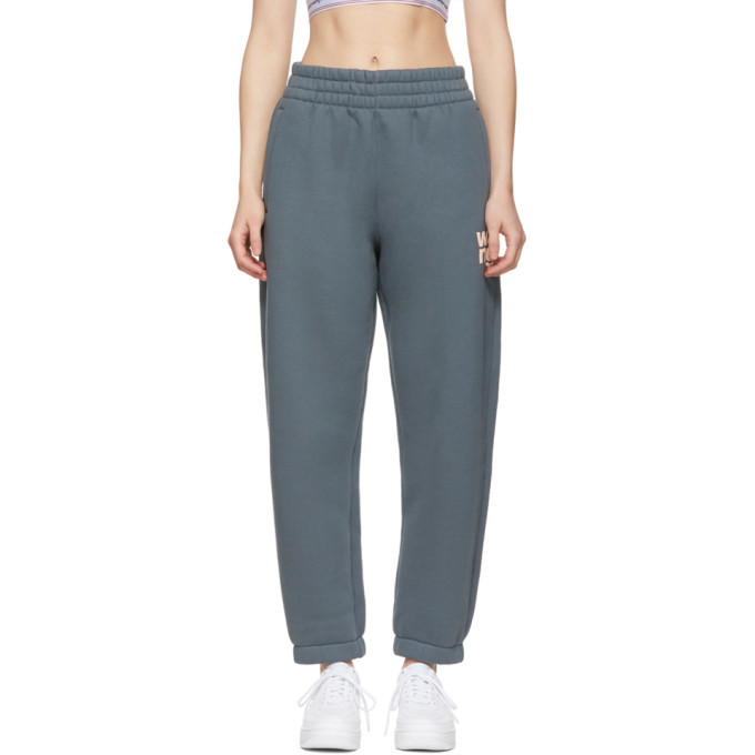 Photo: alexanderwang.t Grey Wash and Go Fleece Lounge Pants