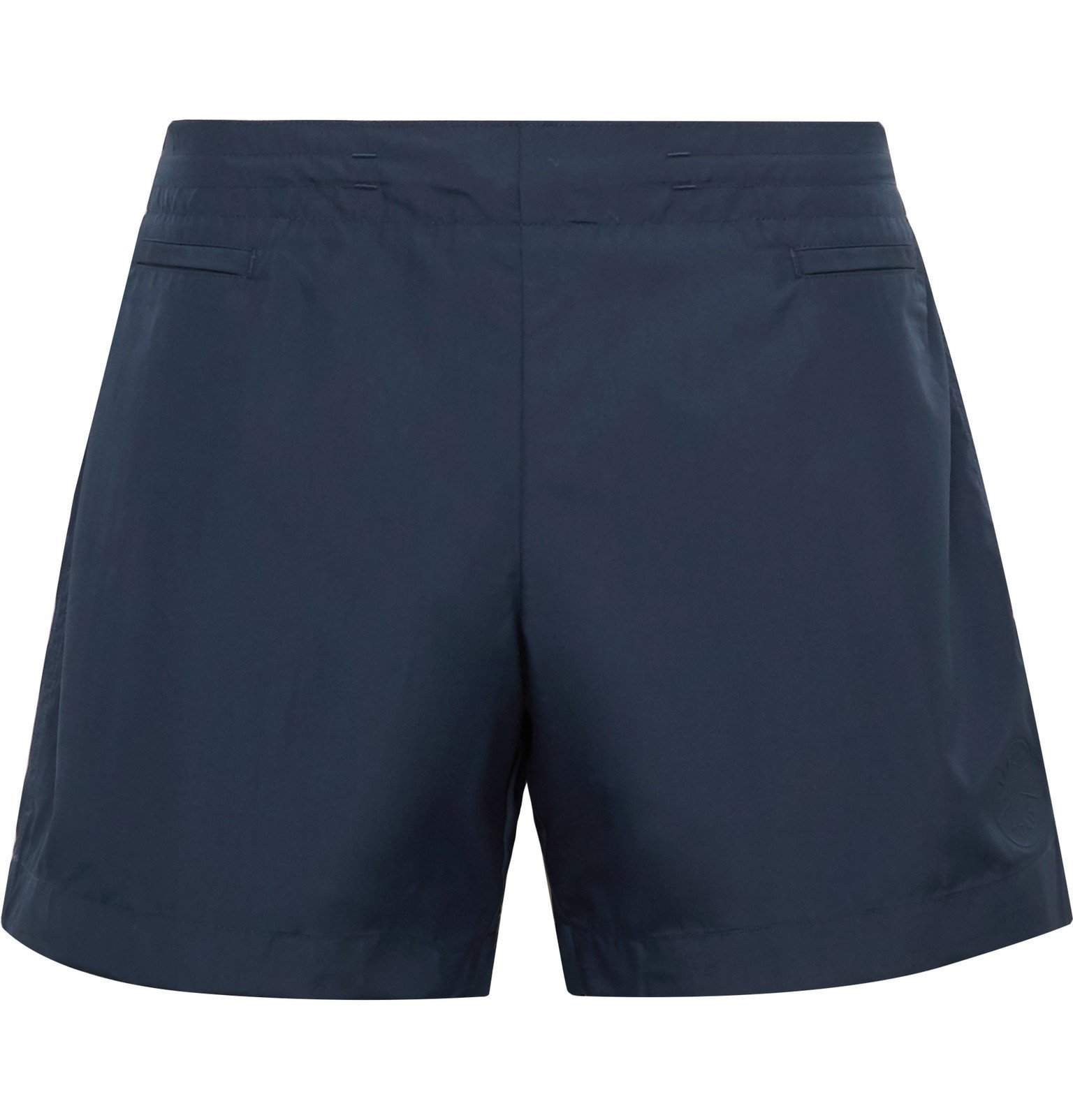 Photo: Iffley Road - Pembroke Slim-Fit Shell Running Shorts - Blue