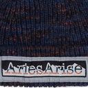 Aries Space Dye Beanie Navy