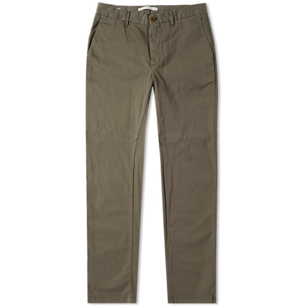 Photo: Norse Projects Aros Slim Light Stretch Chino