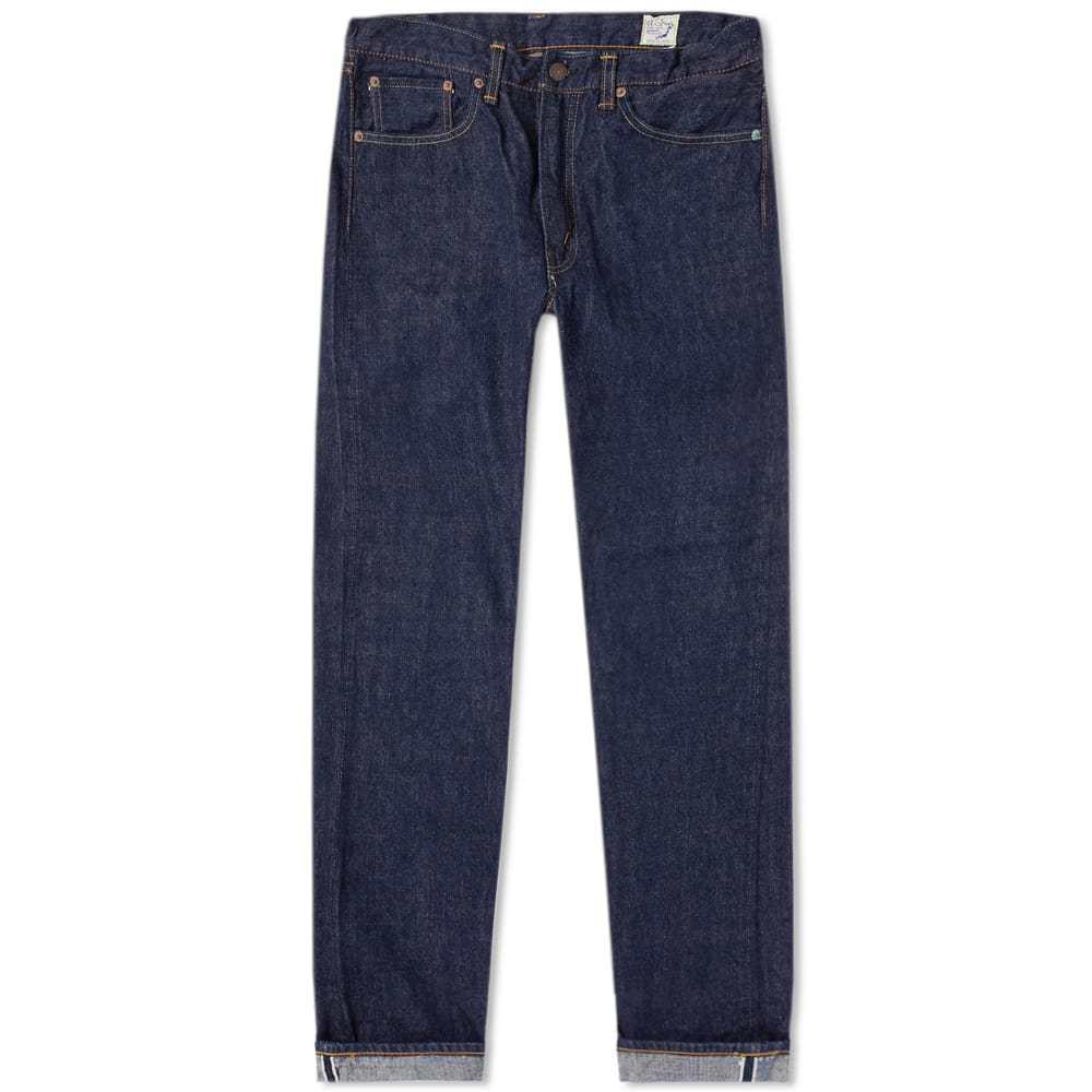 Photo: orSlow 107 Ivy League Slim Jean