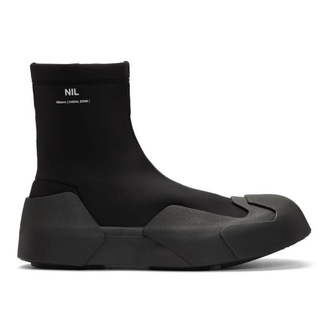 Photo: Julius Black Nil High-Top Sneakers