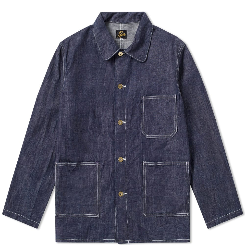Photo: Needles D.N. Coverall Jacket