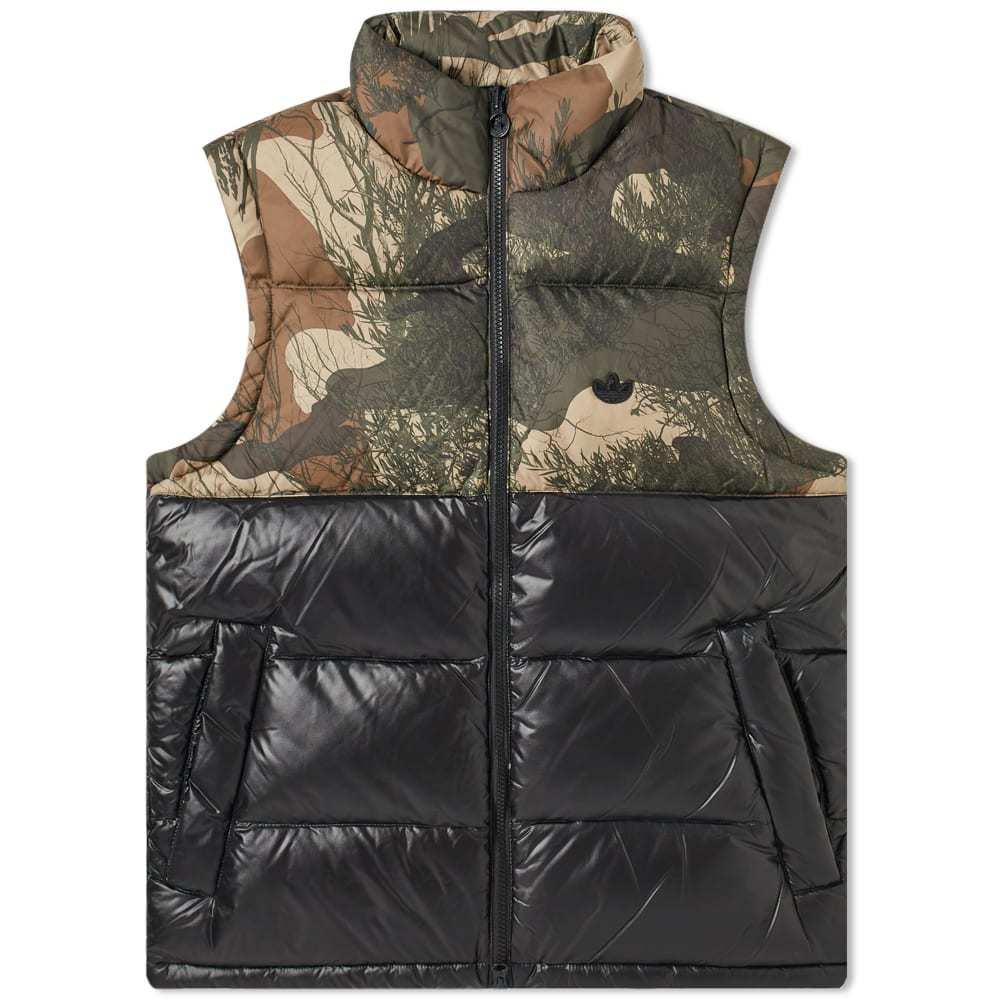 Adidas Camo Down Vest