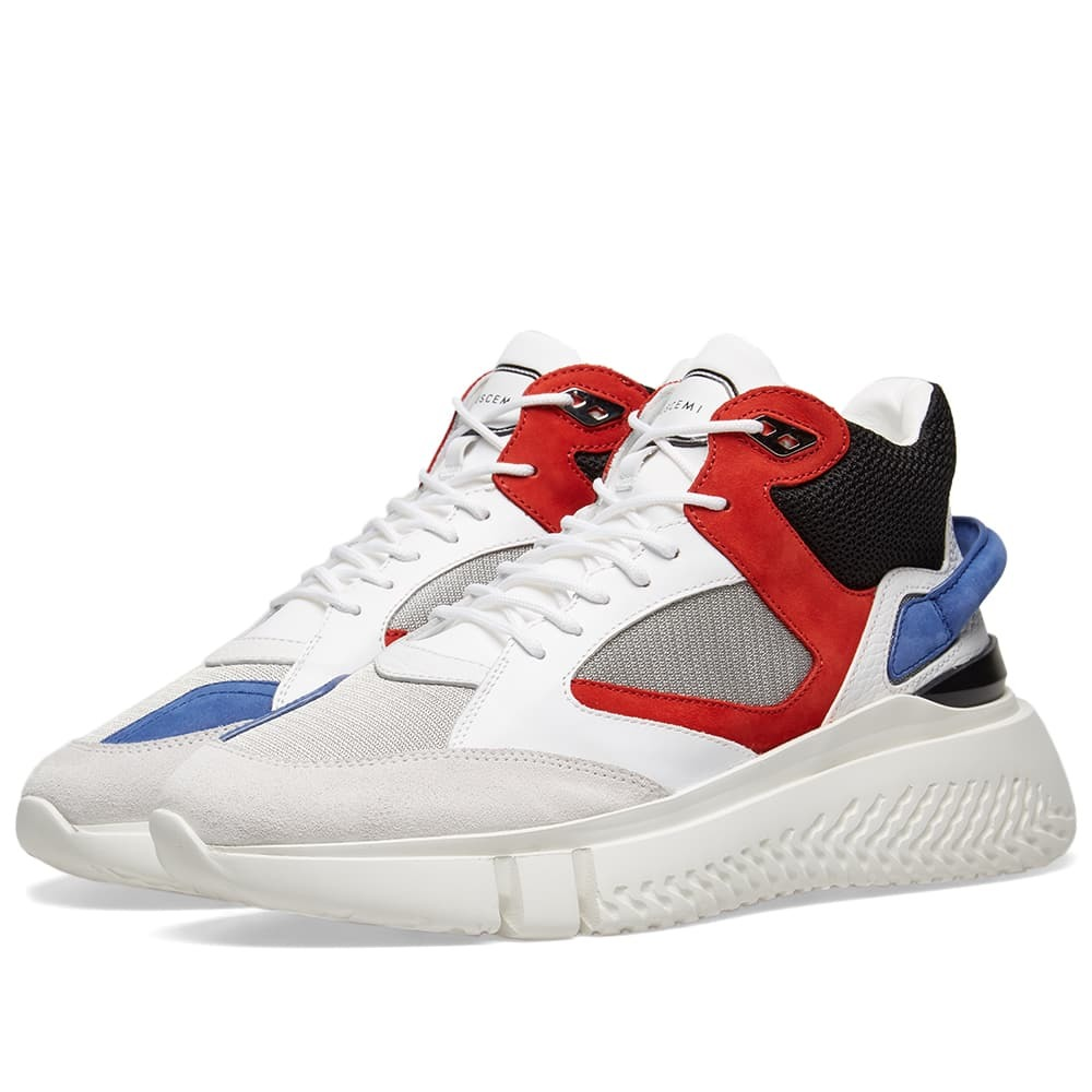 Photo: Buscemi Veloce Mid Sneaker