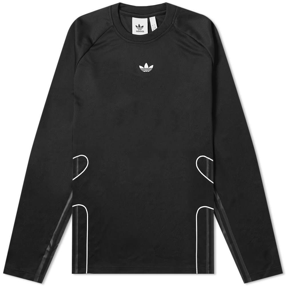 Photo: Adidas Long Sleeve Flamestrike Tee