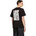 Sacai Black Hank Willis Thomas Edition Graphic T-Shirt
