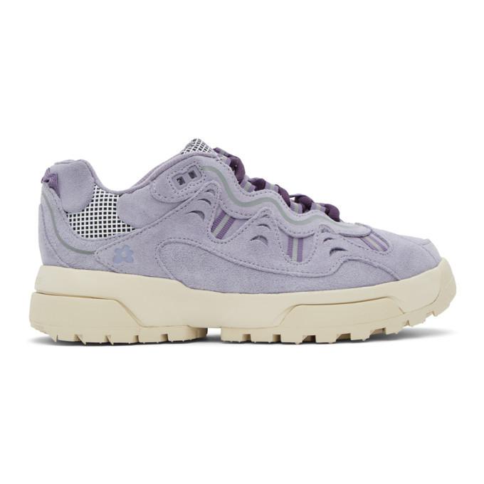 Photo: Converse Purple Golf Le Fleur Edition Gianno Sneakers