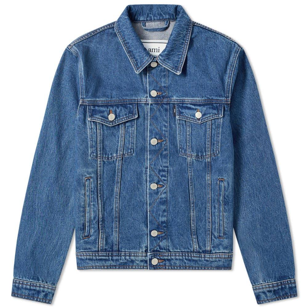Photo: AMI Denim Jacket