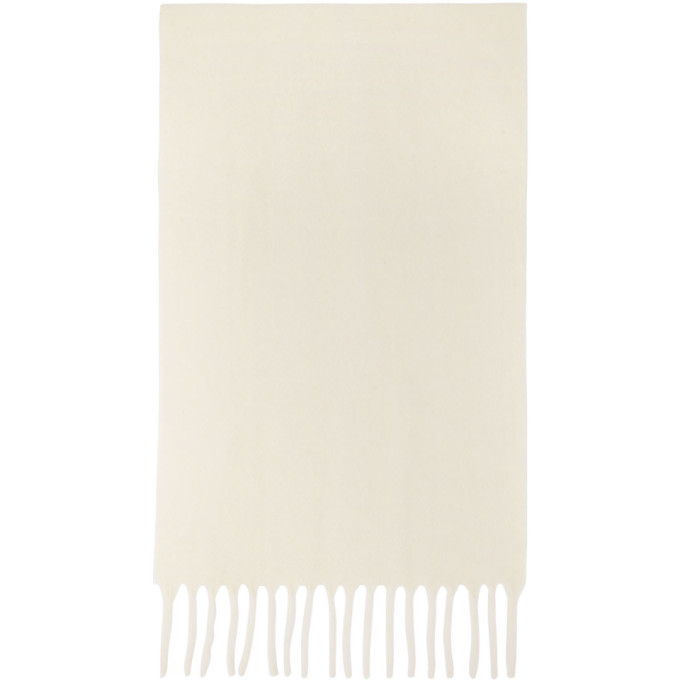 Photo: Etudes Off-White Varda Scarf