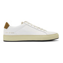 Common Projects White Special Edition Retro Low Sneakers