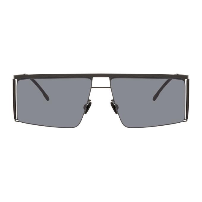 Photo: Helmut Lang Black Mykita Edition HL001 Sunglasses