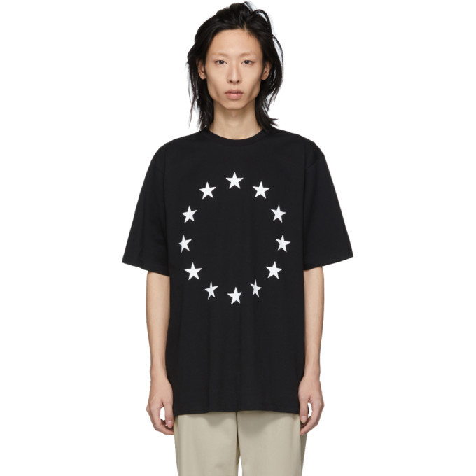 Photo: Etudes Black Europa Wonder T-Shirt