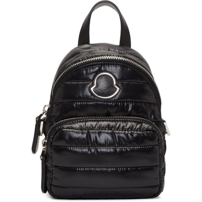 Photo: Moncler Black Mini Killa Backpack