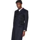GmbH Navy Scandium Coat