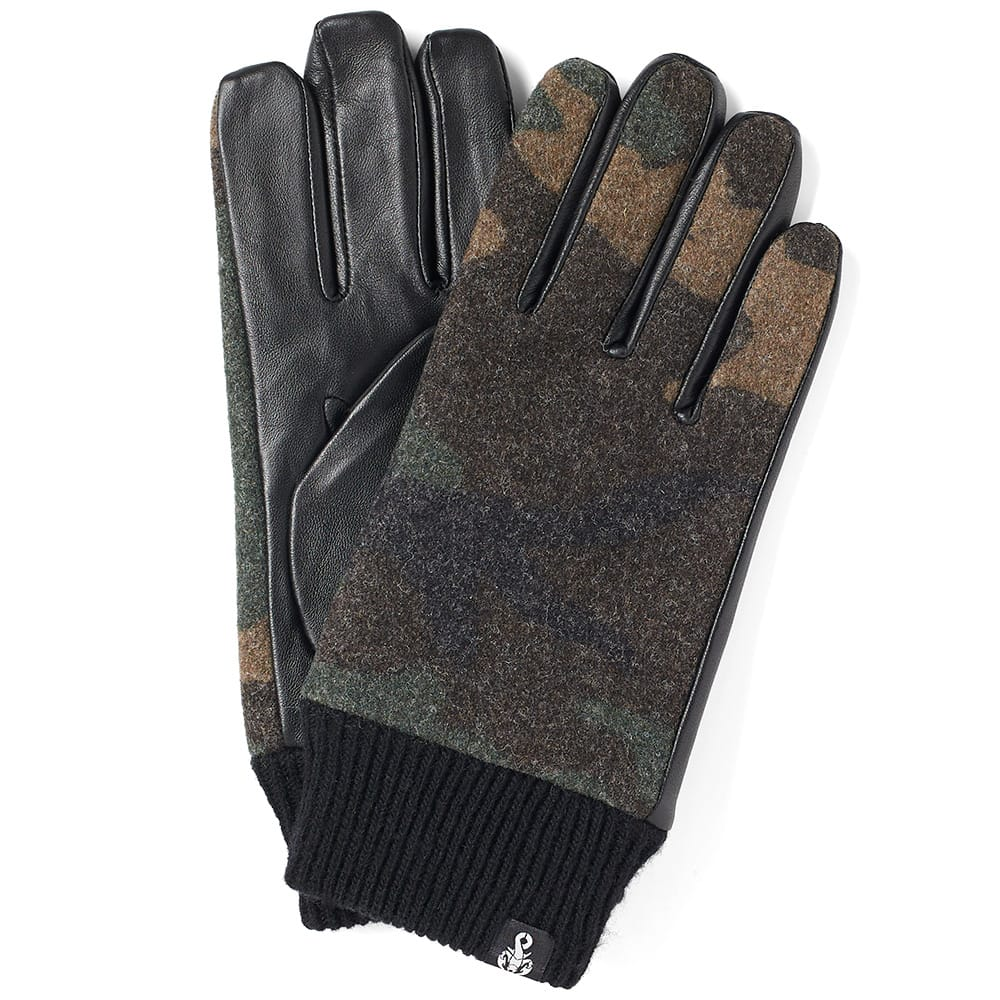 Photo: SOPHNET. Touch Leather Gloves