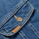 KAPITAL - Slim-Fit Denim Trucker Jacket - Blue