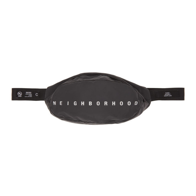 Photo: Neighborhood Grey Reflective E-Luggage Waist Bag