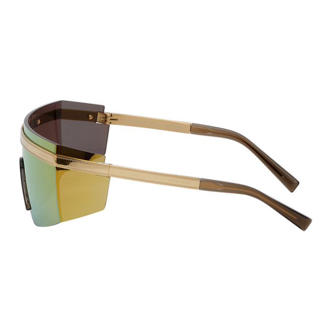 Versace Yellow Rock Icon Sunglasses
