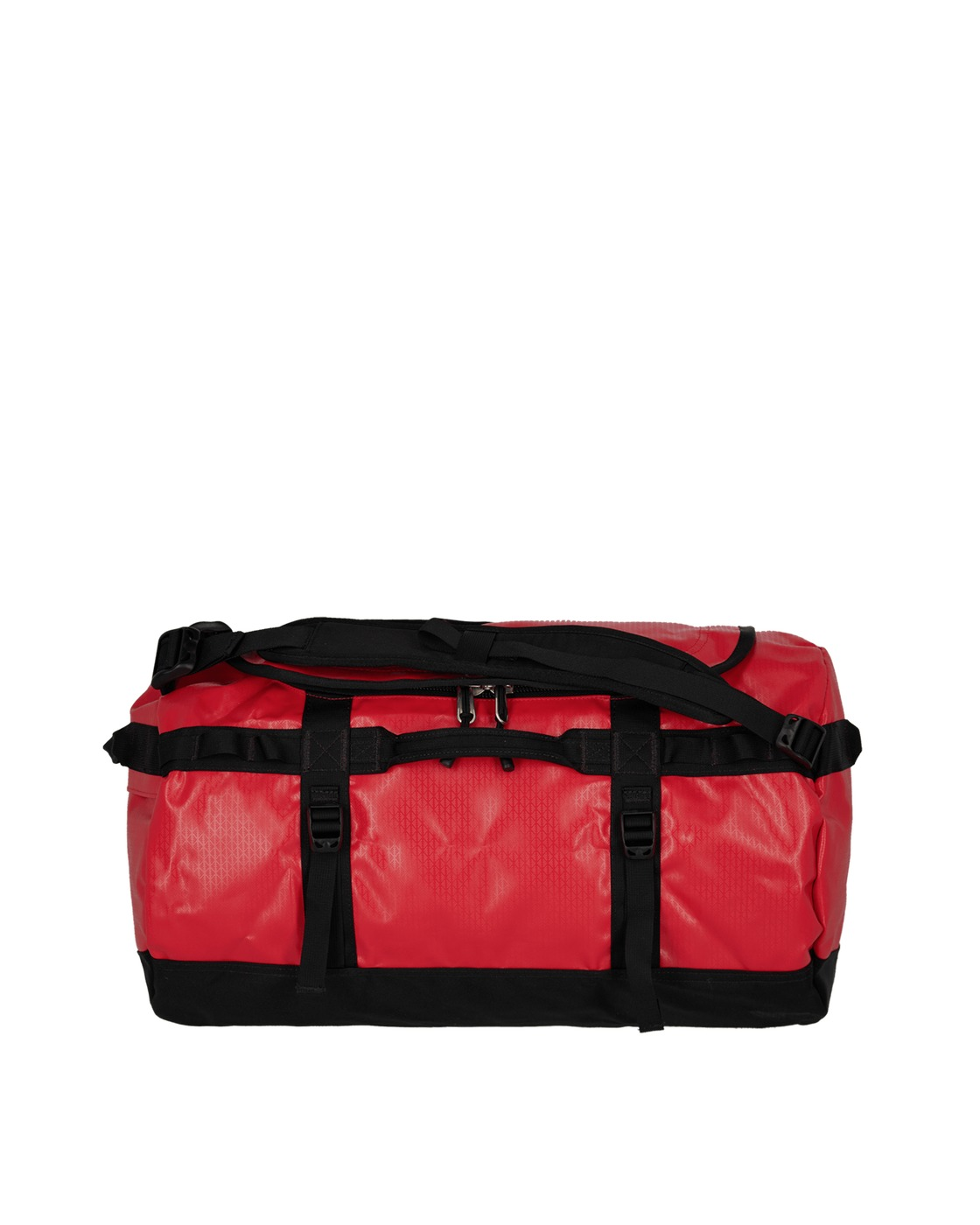 Photo: The North Face Small Base Camp Duffel Bag Tnf Red/Tnf Black