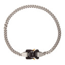 1017 ALYX 9SM Silver Classic Chain Link Necklace