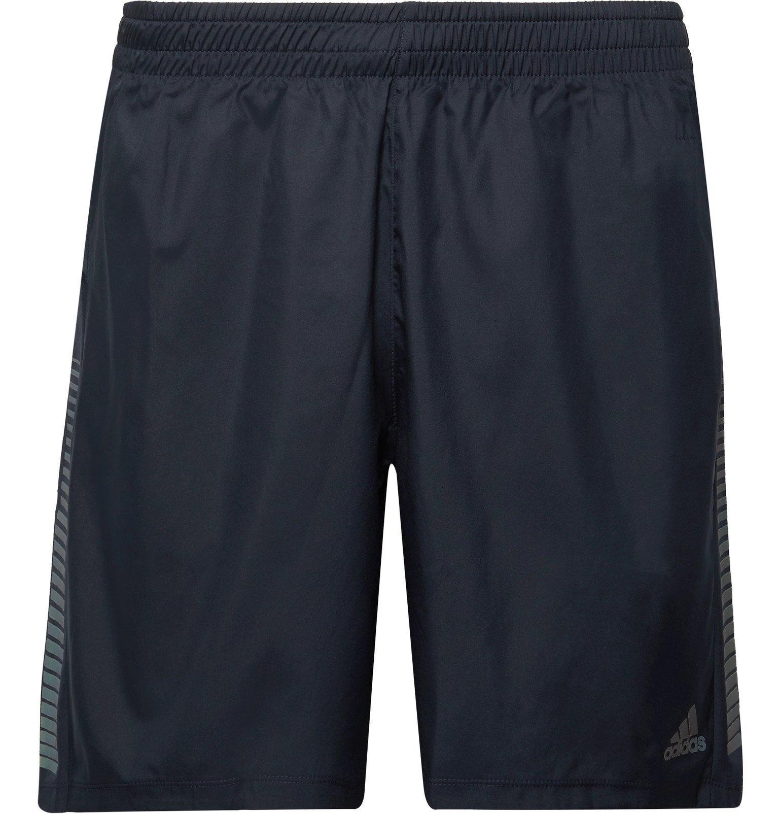 Photo: Adidas Sport - Saturday Shell Shorts - Blue
