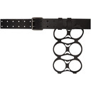 Raf Simons Black Six Pack Belt
