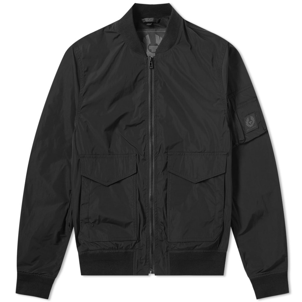 Photo: Belstaff Barham Bomber Jacket