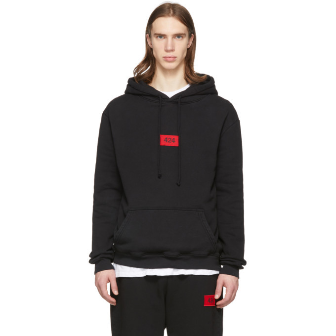 Photo: 424 Black 8008 Hoodie