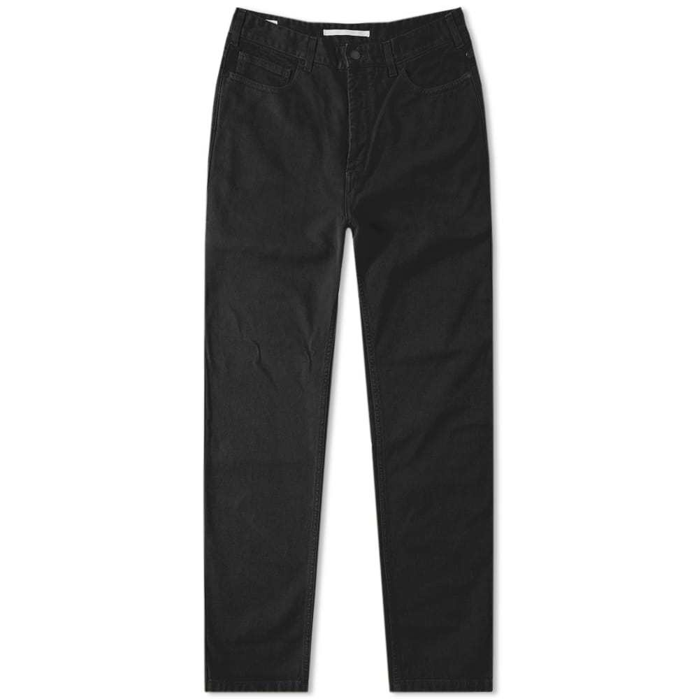 Photo: Norse Projects Edvard Twill 5 Pocket Pant