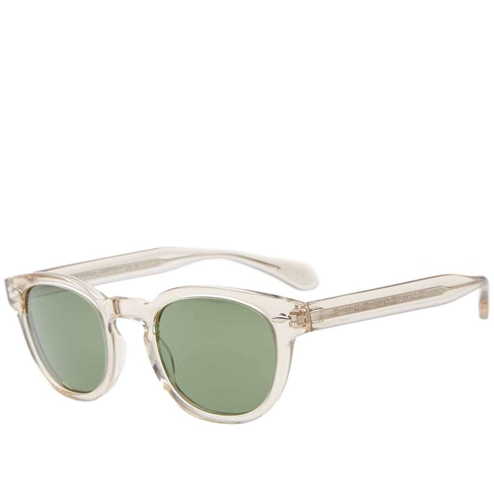 Oliver Peoples Sheldrake Sunglasses Neutrals