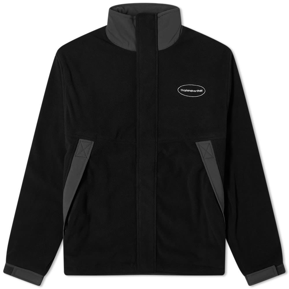 Photo: thisisneverthat Polartec Fleece Jacket