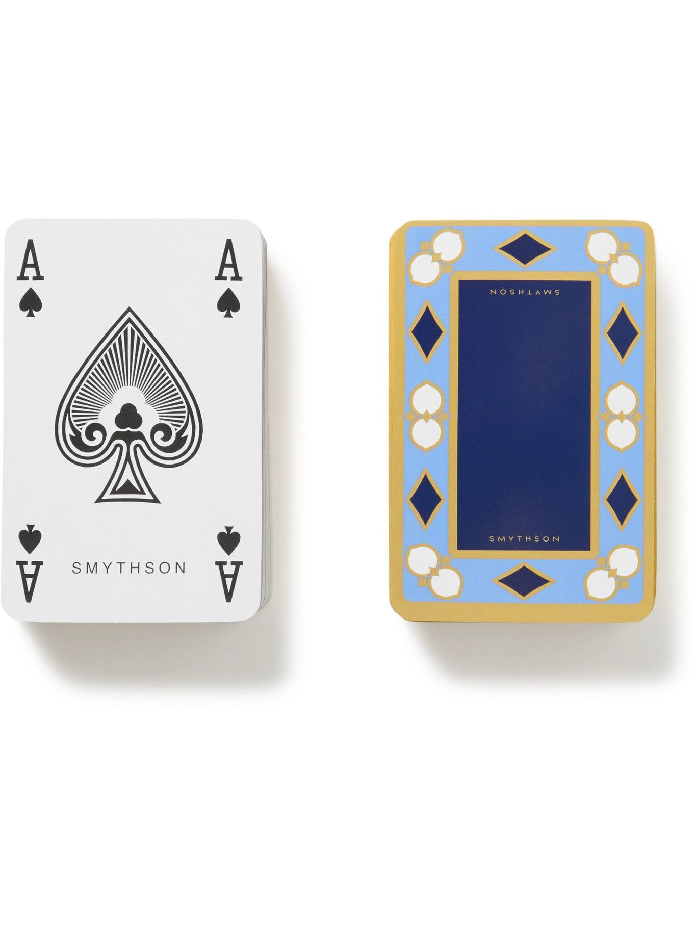 Photo: Smythson - Two-Pack Playing Cards