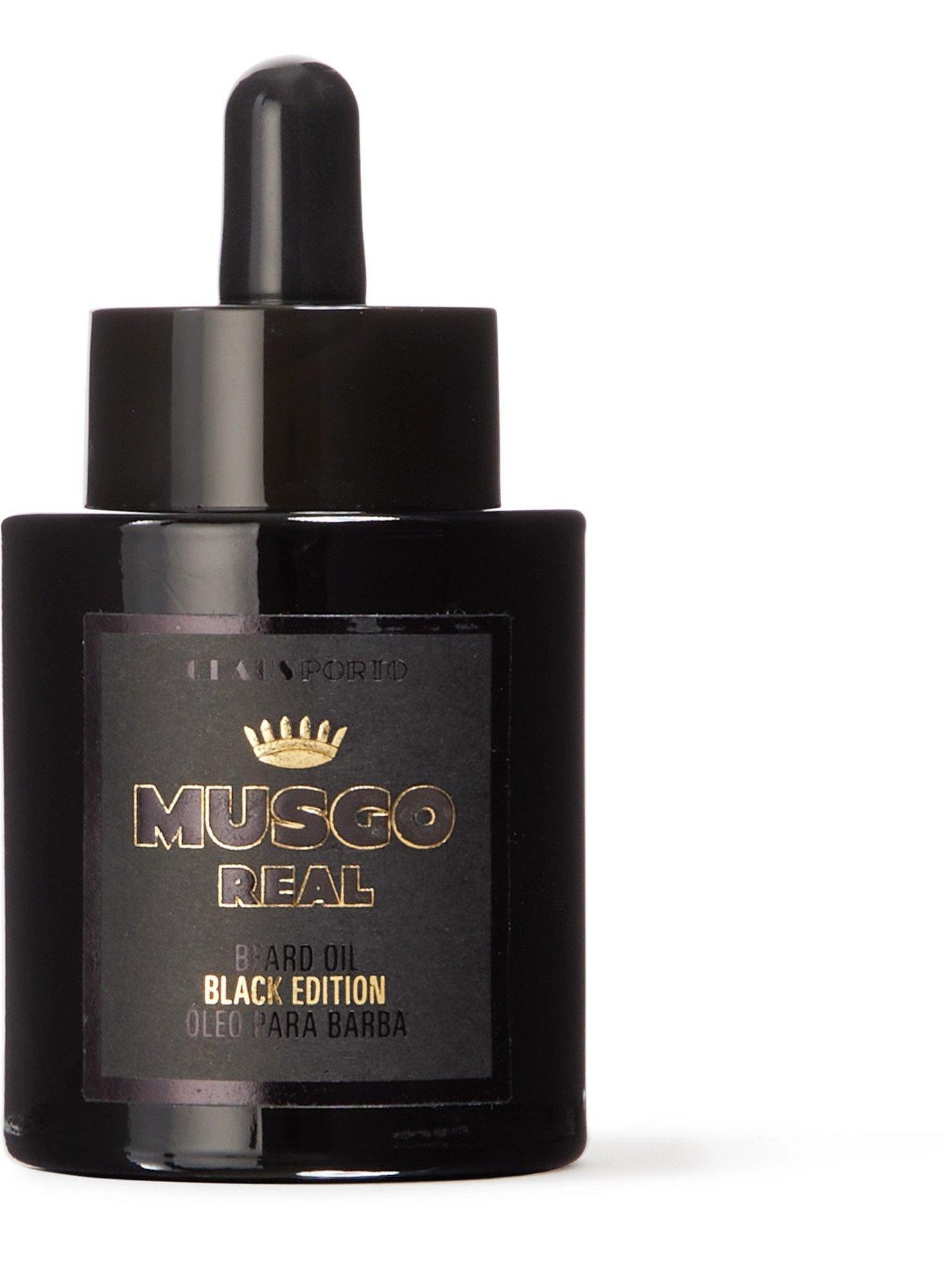 Photo: CLAUS PORTO - Black Edition Beard Oil, 30ml