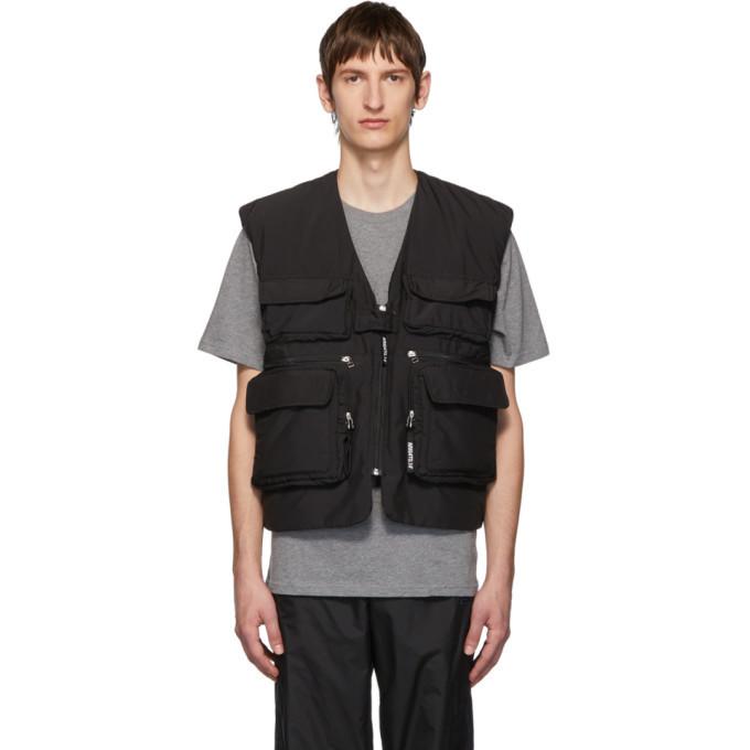 Photo: Axel Arigato Black Kent Multi Tactical Vest