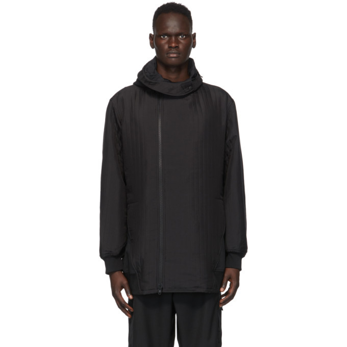 Photo: Y-3 Black Quilted CH2 Jacket