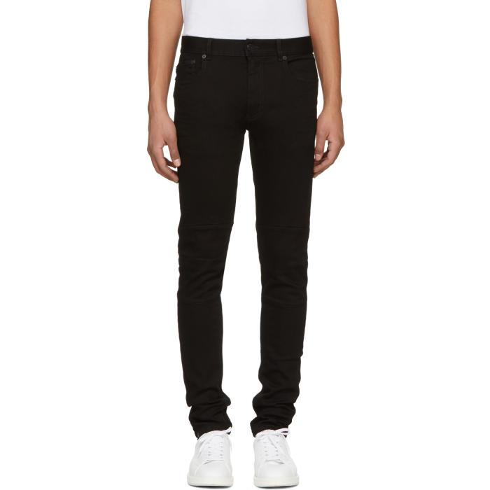 Photo: Belstaff Black Tattenhal Jeans