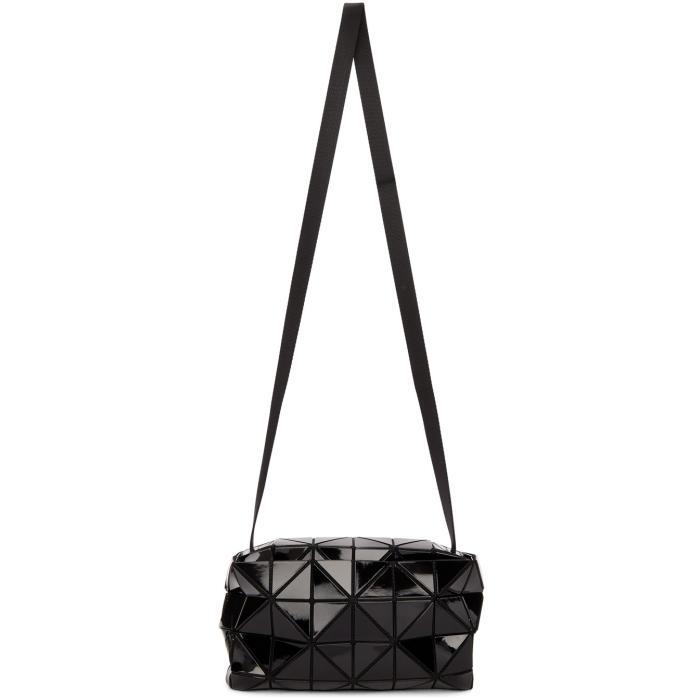 Photo: Bao Bao Issey Miyake Black Small Carton S Messenger Bag