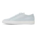 Common Projects Blue Original Achilles Low Sneakers