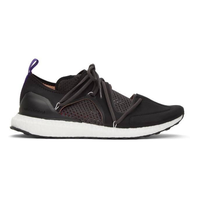 Photo: adidas by Stella McCartney Black Ultraboost T Sneakers