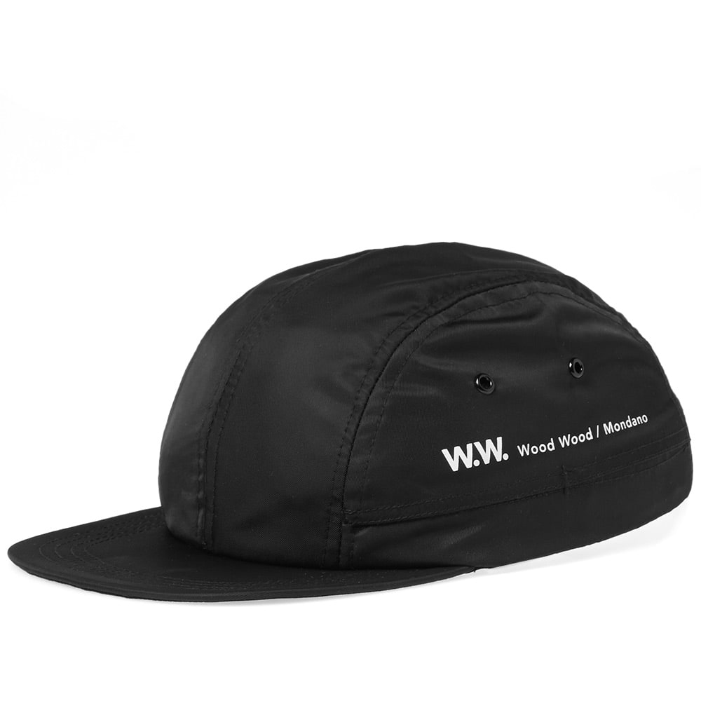 Wood Wood Tech Movement Cap