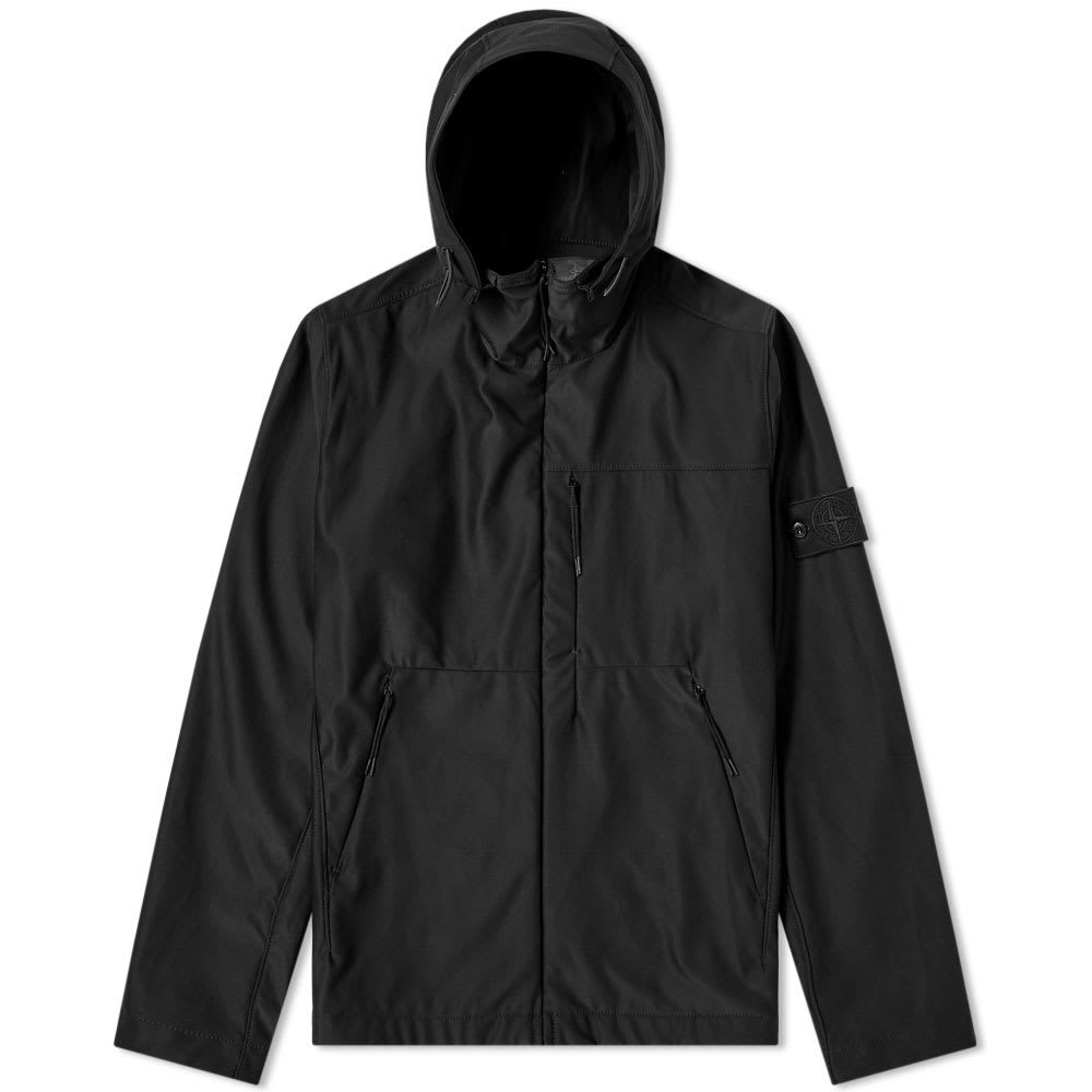 Photo: Stone Island Ghost Concealed Hooded Bomber