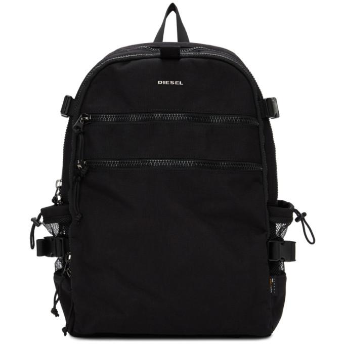 Photo: Diesel Black F-Urbhanity Backpack
