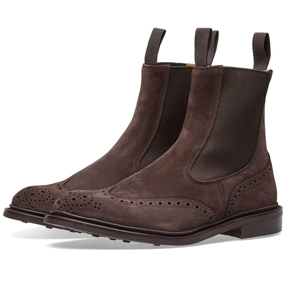 Photo: Tricker's Henry Chelsea Boot